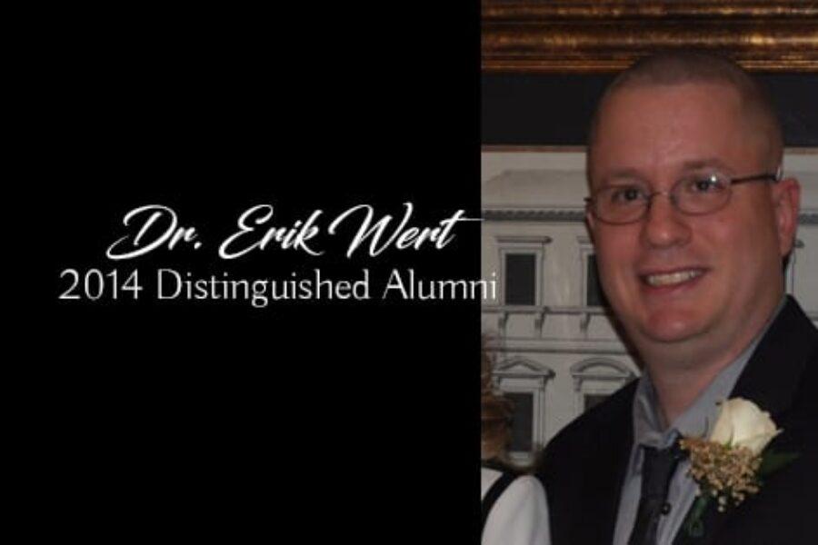 Dr. Erik Wert
