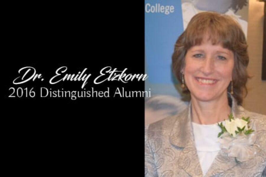 Dr. Emily Etzkorn