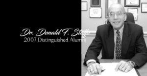 Dr. Donald F. Staffo 2007