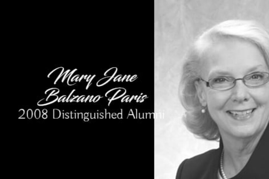 Mary Jane Balzano Paris