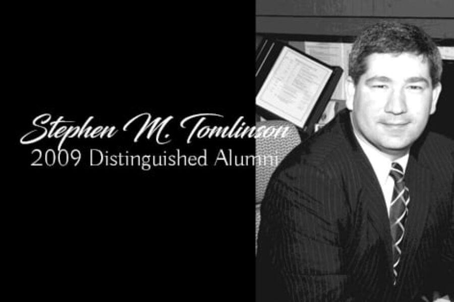 Stephen M. Tomlinson